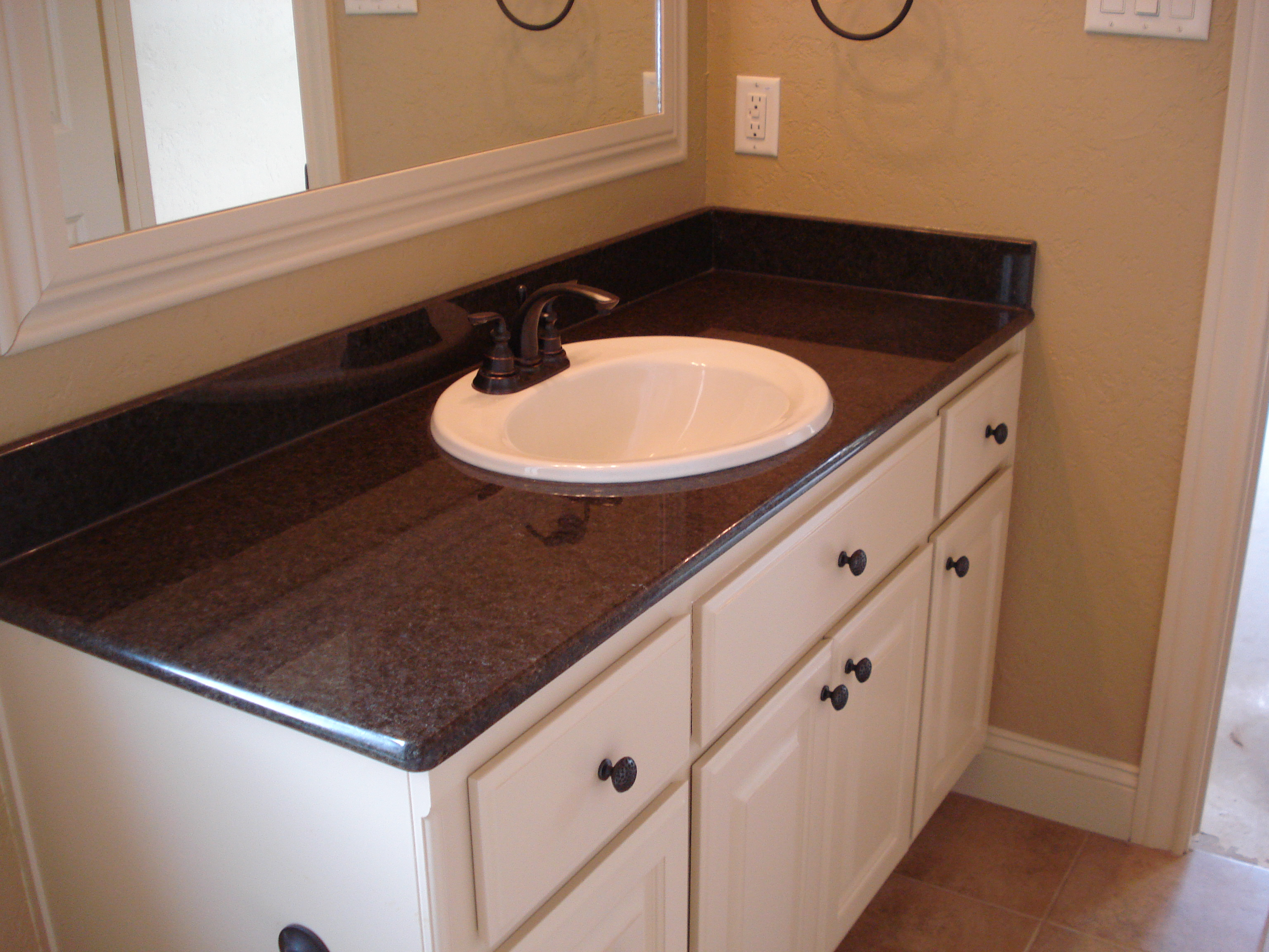 Bathroom Vanity With Granite Top | 2017 - 2018 Best Cars ...